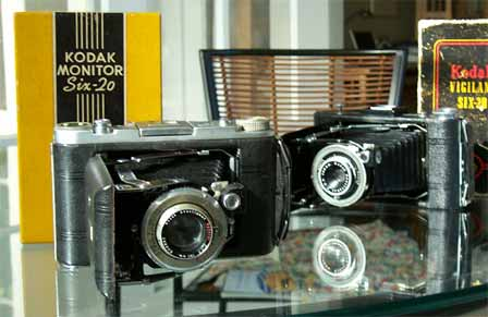 Kodak Monitor and Kodak Vigilant